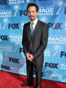 Benjamin Bratt arrives at the 42nd NAACP Image Awards held at The Shrine Auditorium in LA on March 4, 2011