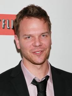 "Jim Parrack hits the red carpet at PaleyFest 2011 for ""True Blood"" at the Saban Theatre, Beverly Hills, on March 5, 2011"