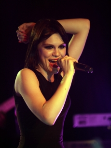 Jessie J performs at Don Hill's, NYC in New York City on January 27, 2011