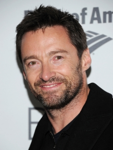 Hugh Jackman attends the 2011 BAM Theater Gala at the Brooklyn Academy of Music in New York City on March 10, 2011