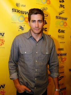 "Jake Gyllenhaal attends the 2011 SXSW Music, Film + Interactive Festival ""Source Code"" premiere at Paramount Theater, Austin, Texas, March 11, 2011"