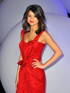 Selena Gomez attends the 2011 Disney Kids & Family upfront at Gotham Hall in New York City on March 16, 2011