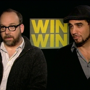 Access Extended: Paul Giamatti &amp; Bobby Cannavale Talk &#8216;Win Win&#8217;