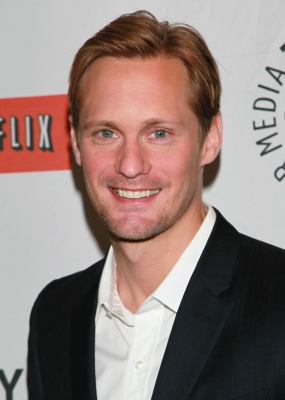 Alexander Skarsgard hits the red carpet at PaleyFest 2011 for &#8220;True Blood&#8221; at the Saban Theatre, Beverly Hills, on March 5, 2011