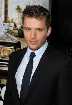 "Ryan Phillippe looks sultry at the premiere of ""The Lincoln Lawyer"" held in the Cinerama Dome at Arclight Hollywood in Hollywood, Calif., on March 10, 2011"