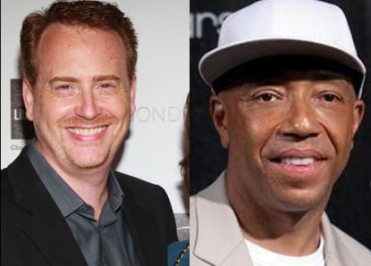 Robert Greenblatt & Russell Simmons
