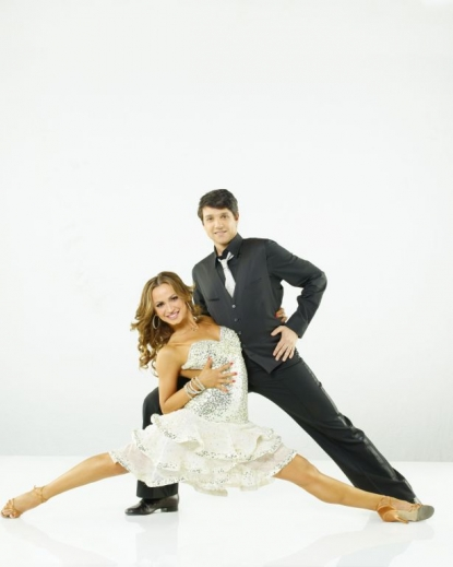 "Actor Ralph Macchio partners up with Karina Smirnoff for Season 12 of ""Dancing with the Stars"""