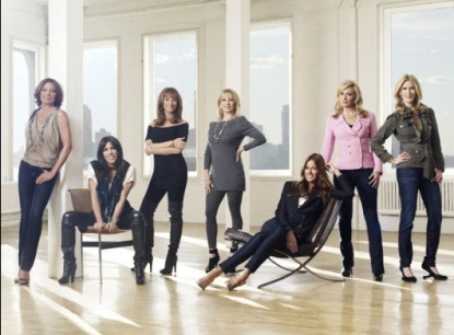 "The Season 4 cast of Bravo's ""The Real Housewives of New York City"""