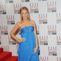 Blake Lively arrives at ELLE Style Awards at Grand Connaught Rooms on February 14, 2011 in London, England