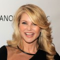 "Christie Brinkley attends the Broadway opening night of ""Priscilla Queen of the Desert The Musical"" at the Palace Theatre in New York City on March 20, 2011"