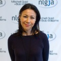 Ann Curry attends the National Lesbian &amp; Gay Journalists Association 16th Annual New York benefit at Mitchell Gold &amp; Bob Williams SoHo Store, NYC, March 24, 2011