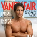 Rob Lowe covers the May 2011 issue of Vanity Fair