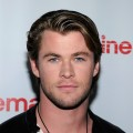 "Chris Hemsworth attends the red carpet to promote his upcoming film, ""Thor,"" at The Colosseum at Caesars Palace during the opening night of CinemaCon, the official convention of the National Association of Theatre Owners, in Las Vegas, Nevada, on March 28, 2011"