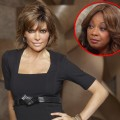 Lisa Rinna, insert: Star Jones