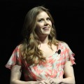Amy Adams attends CinemaCon, the official convention of the National Association of Theatre Owners, at The Colosseum of Caesars Palace in Las Vegas on March 29, 2011