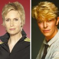 Sue Sylvester, David Bowie