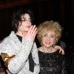Michael Jackson and Elizabeth Taylor in 2001
