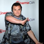 Jack Black strikes a pose on the red carpet to promote his upcoming film, &#8220;Kung Fu Panda 2&#8221; at The Colosseum at Caesars Palace during the opening night of CinemaCon, the official convention of the National Association of Theatre Owners, in Las Vegas, Nevada, on March 28, 2011