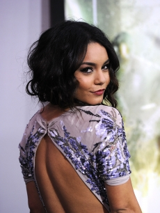 "Vanessa Hudgens arrives at the premiere of Warner Bros. Pictures' ""Sucker Punch"" at Grauman's Chinese Theatre, Los Angeles, on March 23, 2011"
