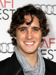 "Diego Boneta arrives at ""Abel"" screening during AFI Fest 2010 at Grauman's Chinese Theatre in Hollywood, Calif., on November 7, 201"