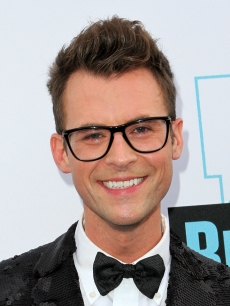 Brad Goreski attends Bravo Media's 2011 Upfront Presentation, Los Angeles, March 30, 2011