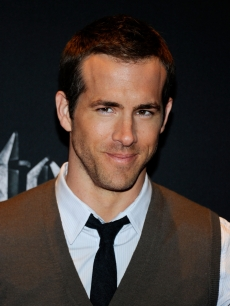 "Ryan Reynolds arrives at a Warner Bros. Pictures presentation to promote ""Green Lantern"" at Caesars Palace during CinemaCon, Las Vegas, March 31, 2011"