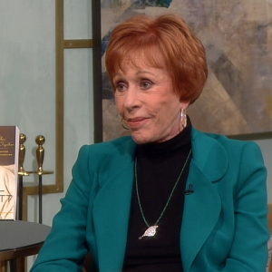 Access Hollywood Live: Carol Burnett Recounts Her Bond With Lucille Ball; Plus, Matt Damon's '30 Rock' Request