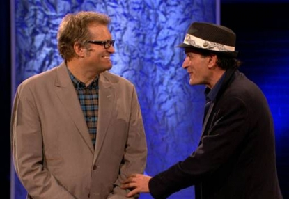 "Charlie Sheen appears on Drew Carey's ""Improv-A-Ganza,"" on Game Show Network"