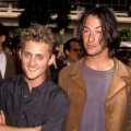 Alex Winter and Keanu Reeves in 1991