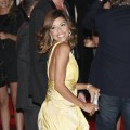 Eva Longoria arrives at a party to welcome the Beckhams to LA at the Museum of Contemporary Art on July 22, 2007 in Los Angeles