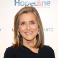 "Meredith Vieira attends a screening of ""Telling Amy's Story"" at 787 Seventh Ave on December 7, 2010 in New York City"