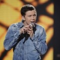 "Scotty McCreery performs on ""American Idol"" on April 6, 2011"