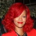 Rihanna attends Drake's after party at Greenhouse on September 28, 2010 in New York City