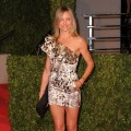 Cameron Diaz arrives at the Vanity Fair Oscar party held at Sunset Tower on February 27, 2011 in West Hollywood, Calif.