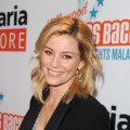 Elizabeth Banks arrives at Malaria No More Presents: Hollywood Bites Back! held at Club Nokia L.A. Live in Los Angeles on April 16, 2011