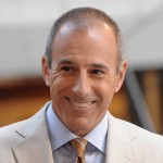 "Matt Lauer on the ""Today"" show at Rockefeller Center on July 30, 2010 in New York City"