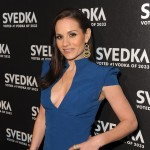 Kara DioGuardi attends SVEDKA Vodka's A Night Of A Billion Reality Stars Premiere Event at Lexington Social House in Hollywood, Calif. on April 7, 2011
