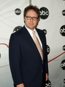 James Spader attends the ABC Upfront presentation at Lincoln Center in NYC on May 15, 2007