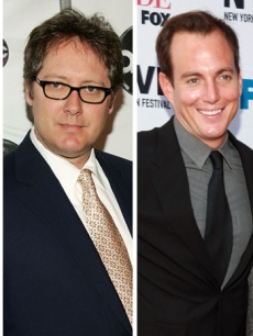 Ray Romano, James Spader, Will Arnett and Ricky Gervais