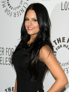 "Pia Toscano attends the ""American Idol"" event at PaleyFest 2011 at Saban Theatre in Beverly Hills, Calif. on March 14, 2011"