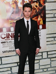 Thomas Dekker attends the premiere of HBO Films&#8217; &#8220;Cinema Verite&#8221; at the Paramount Theater on 2011 in Hollywood