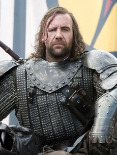 "Rory McCann as The Hound in HBO's ""Game of Thrones,"" 2011"