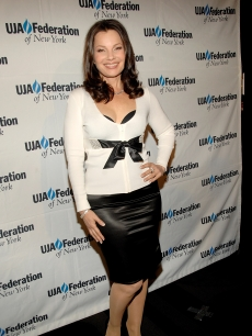Fran Drescher attends the 2011 UJA-Federation of New York's Broadcast, Cable, and Video award celebration at The Edison Ballroom in New York City, on April 14, 2011