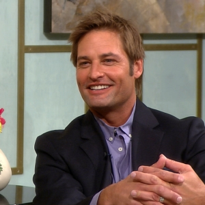 Access Hollywood Live: Josh Holloway - Working On 'Mission Impossible: Ghost Protocol' Was Like 'Disneyland For Men'