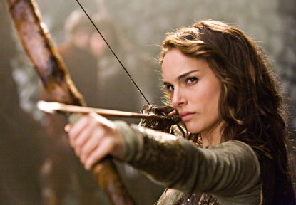 Natalie Portman in Universal Pictures&#8217; &#8220;Your Highness&#8221; - 2011