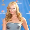 Toni Collette arrives at the 62nd Annual Primetime Emmy Awards held at the Nokia Theatre L.A. Live in Los Angeles on August 29, 2010