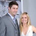 "Jay Cutler and Kristin Cavallari arrive at the Los Angeles premiere of ""Source Code"" held at ArcLight Cinemas Cinerama Dome in Hollywood, Calif. on March 28, 2011"