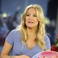 Kate Hudson appears on NBC&#8217;s the &#8220;Today&#8221; show on April 27, 2011 (insert: her engagement ring)