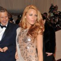 "Blake Lively looks stunning at the ""Alexander McQueen: Savage Beauty"" Costume Institute Gala at The Metropolitan Museum of Art in New York City on May 2, 2011"