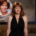 "Molly Ringwald stops by Access Hollywood Live on May 2, 2011 / insert Ringwald in 1985's ""Breakfast Club"""